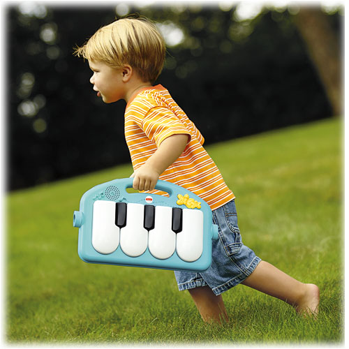 Fisher-Price Kick N Play Piano Gym - piano on it's own