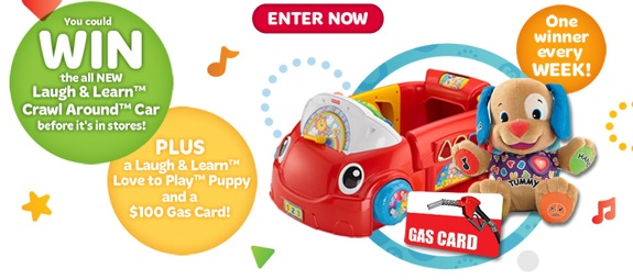 Fisherprice best smile giveaway