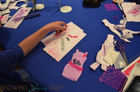 Freedom of the Seas - Barbie Premium Experience fashion class
