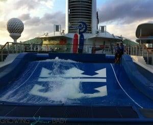 Freedom of the Seas - Flowrider
