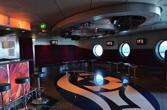 Freedom of the Seas - Fuel teen bar