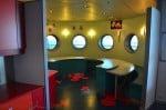 Freedom of the Seas - aquanaut craft area