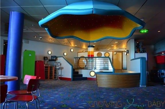 Freedom of the Seas - aquanaut room