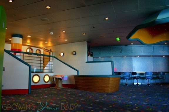Freedom of the Seas - aquanauts play area