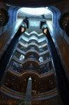 Freedom of the Seas - atrium