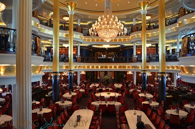 Navigator Of The Seas Main Dining Room