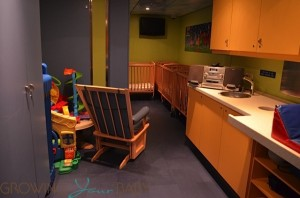 Freedom of the Seas - royal babies and tots sleeping area