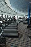 Freedom of the Seas - treadmills