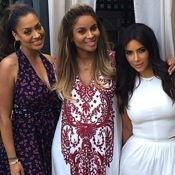 Friends and Family Celebrate Ciara's Baby Shower!