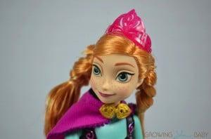 Frozen Skating Anna Doll