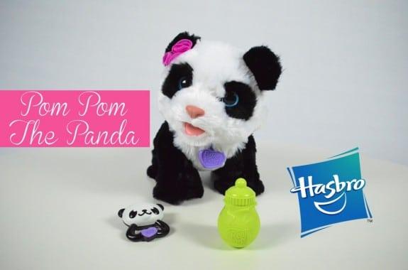 FurReal Friends Pom Pom the Baby Panda