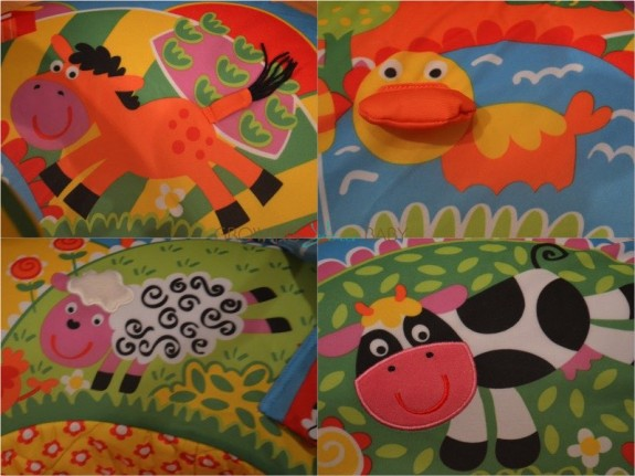 Galt Toys playnest & Gym - farm animals