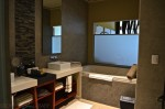 Generations Riviera Maya - Oceanfront suite bathroom