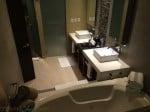 Generations Riviera Maya - oceanfront jacuzzi suite bathroom