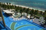 Generations Riviera Maya - oceanfront suite balcony view room 18541