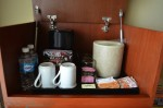 Generations Riviera Maya - oceanfront suite coffee maker