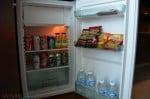 Generations Riviera Maya - oceanfront suite stocked mini fridge