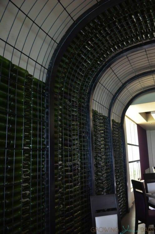 Generations Riviera Maya - wine tasting kitchen