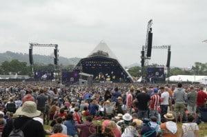 The 2013 Glastonbury Festival - Day 1 - Atmosphere