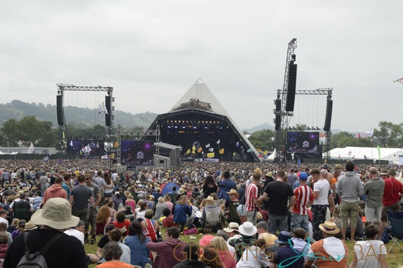 The 2013 Glastonbury Festival - Day 1 - Atmosphere