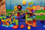 Go Go Smart Wheels Spinning Spiral Tower Playset