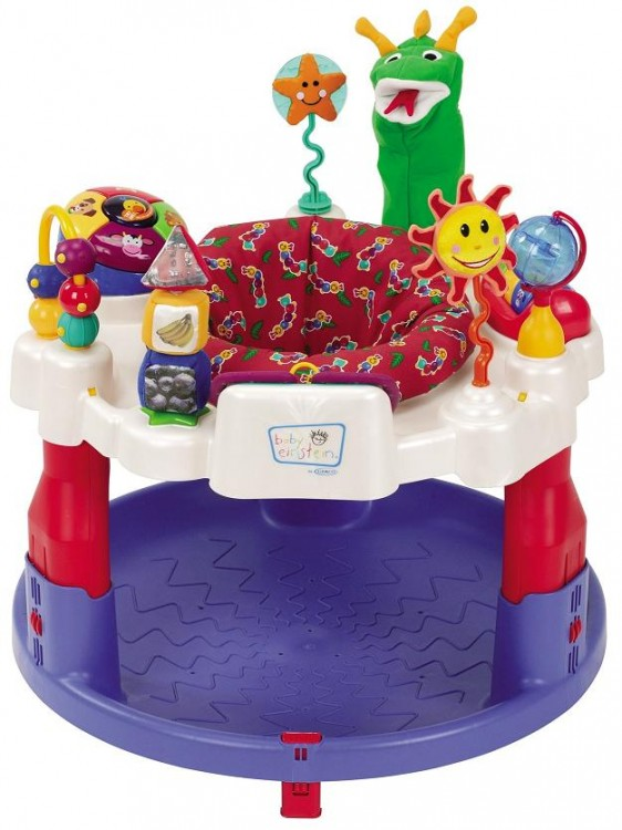Graco Baby Einstein discover and play Activity Centers recall