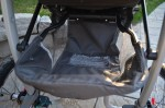 Graco FastAction Fold Jogger Click Connect Stroller - shopping basket