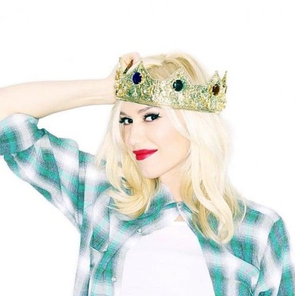 Gwen Stefani the Queen