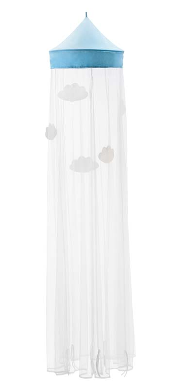 Himmel Blue White Ikea Bed Canopy Growing Your Baby