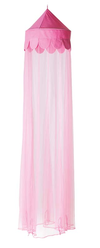 himmel pink ikea bed canopy growing your baby. Black Bedroom Furniture Sets. Home Design Ideas