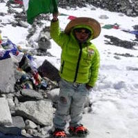 5 Year-Old Indian Boy Becomes Youngest Climber To Trek To Mount Everest Base Camp