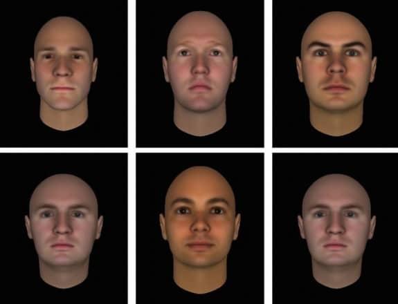 Harvard study on Trust worthy faces