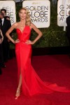 Heidi Klum - 72nd annual Golden Globe Awards