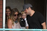 Hilary Duff Spends Time With Her Husband And Son