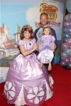 Ian Ziering with daughter Mia at Disney Junior Live On Tour!