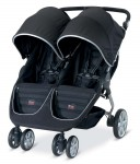 Image of Recalled Britax B-Agile double