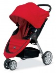 Image of Recalled Britax B-Agile