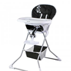 Image of recalled Dream On Me Dinah High Chairs  - black