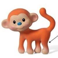 RECALL: 191,000 Infantino Teether Monkeys Due To Choking Hazard