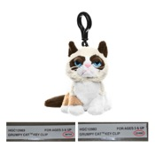 RECALL: 8,200 Grumpy Cat Stuffed Animal Toys by GANZ Due to Choking Hazard
