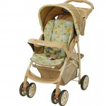 Image of recalled Literider Model Stroller (Graco)