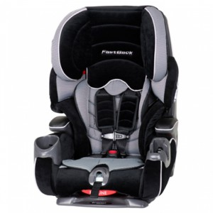 Image of recalled TrendZ Fastback 3-in-1 car seat granite