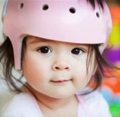 Study Finds No Benefits in Use of Infant Helmets for Slight Skull Asymmetry