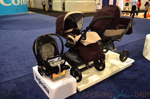 Inglesina Quad stroller collection