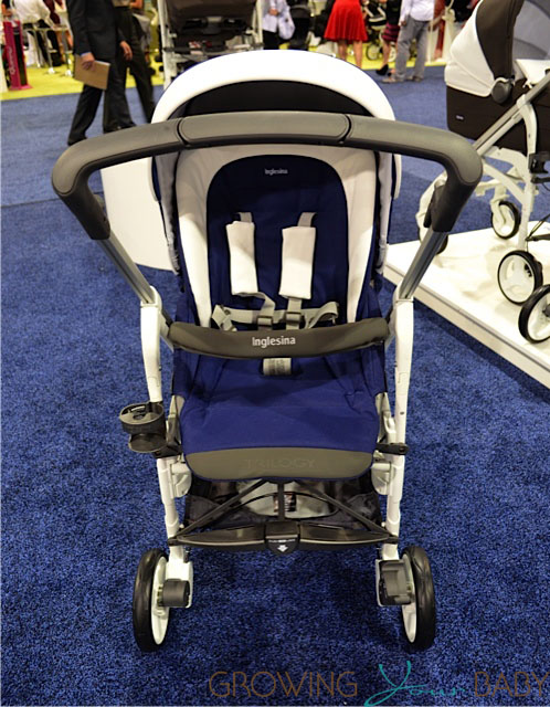 Inglesina Trilogy stroller front view