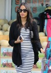 Is Zoe Saldana expecting her first child?