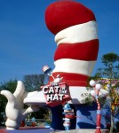 Islands of Adventure - Cat in the hat ride