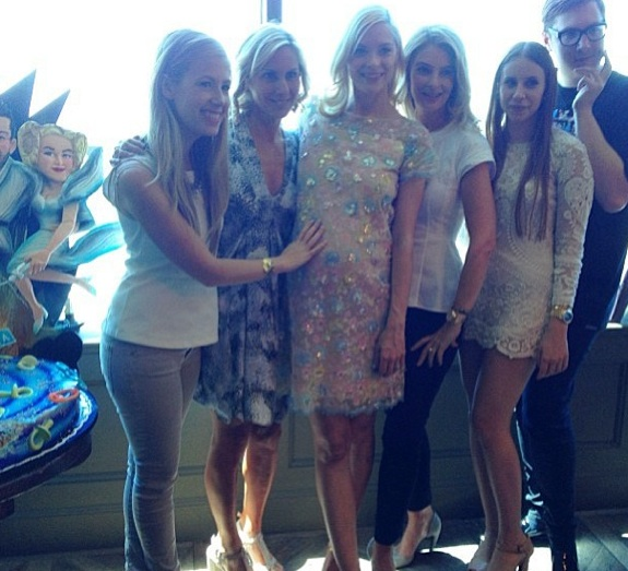 Jaime King Baby Shower