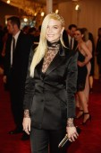 Jaime King at the 2013 Met Gala at the Metropolitan Museum of Art