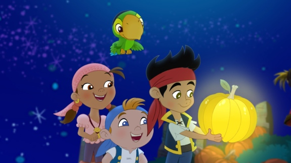 Jake and the Neverland Pirates Halloween